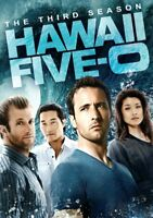Hawaii Five-O Season 3 Dvd - The Complete Third Season 7 Discs -  Unopened