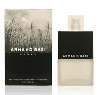 125ml Armand Basi Homme Eau de toilette 4.2 oz Perfume Hombre