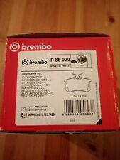 Brembo P85020 Brake Pad Set