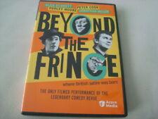 BEYOND THE FRINGE DVD (2005 Acorn) Dudley Moore Alan Bennett Peter Cook 116 Mins