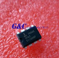 100PCS ICL7660SCPA ICL7660 DIP-8 Super Voltage Converter NEW IC GOOD QUALITY