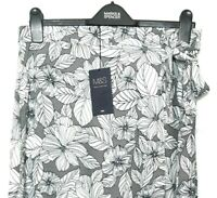 M&S Grey Ladies Crepe Wrap Look Aline Midi Skirt 12 BNWT/ Marks & Spencer Women