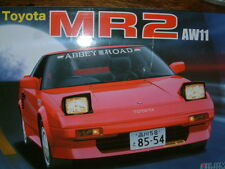 TOYOTA MR2 MK1 AW11. 1/24 PLASTIC KIT, FUJIMI