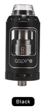 100% authentic Aspire Athos Standard Tank (4ml)  --- BLACK
