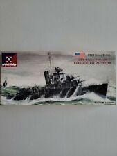 Midship Models - Uss Stack Dd-406 - Benham Class Destroyer - 1/700 Scale