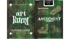 Brand New Cards - Limited Edition Art of the Patent (Amusement) Playing Cards