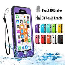 Unbranded/Generic For iPhone 6 Plus Waterproof Rigid Plastic Mobile Phone Cases, Covers & Skins