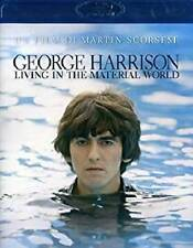 Blu Ray GEORGE HARRISON: LIVING IN THE MATERIAL WORLD   ......NUOVO