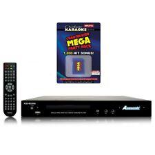 Acesonic KOD-2000 Single Hard Drive Multimedia Karaoke Jukebox w/Blu Ray Player