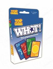 WHOT! – TOP CARDS -   The original favourite game  NEW 2017
