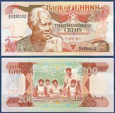 Ghana 200 zaga 1993 UNC p. 27 B