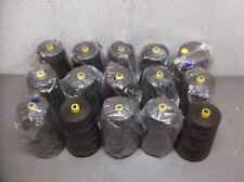 Fifteen 24000 Yard Spools of Brown T-20 Thread