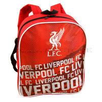 Liverpool Football FC Soccer Impact Team School Backpack Rucksack Bag New Gift