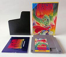 DRAGON WARRIOR : Dragon Quest 1 * Nintendo NES ( NTSC USA )