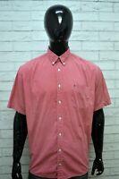 Camicia Uomo TOMMY HILFIGER Taglia XL Maglia Polo Camicetta Shirt Men's Pois