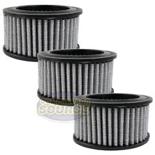 3 Pack Air Compressor Intake Filter Polyester Element With Pre Filter Ap425 15p