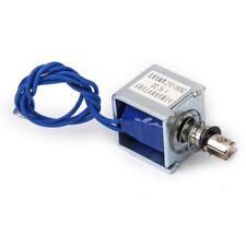 DC 24V 1 N Electric Lifting Magnet Electromagnet Solenoid Lift Holding 8mm