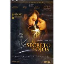 El secreto de sus ojos (DVD Nuevo)