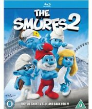 The Smurfs 2 [2013] [Region Free]   Blu-ray          Brand new and sealed
