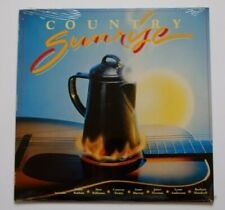 Various - Country Sunrise Warner Special BU 5490 US Vinyl LP Comp 1983 Tompall