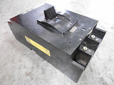 Used Square D Lap36400Mbz Circuit Breaker 400 Amps 600Vac no covers