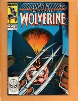 Marvel Comics Presents #2 Wolverine Master of Kung Fu Captain America NM