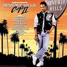 Beverly Hills Cop II by Original Soundtrack CD EARLY MCA JAPAN PRESSING