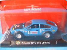 ALFA ROMEO ALFETTA GTV 2.0 #9 SAN REMO 1978 PREGLIASCO