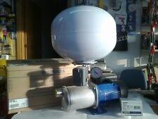 Kit Autoclave Elettropompa Pompa Lowara 3hm5 HP 1,00 kit vaso espansione 25 lt