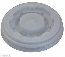 Kreuzschlitzdeckel  für  Kaltgetränkbecher, Colabecher, Pappbecher 90mm  1000 St
