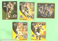 2008  RUGBY LEAGUE  TAZOS  -  WESTS TIGERS