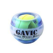 Gavic Sports LED Gyro Wrist Ball + Wrist Strap