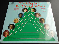 The Wonderful world of Christmas 1979 More Records LP-Brand New !! Rare !!