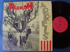 L'AGRAM canta ARRELS - LP 1978 TERRA NOSTRA 8 - ADV 8019 - CATALAN
