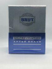 Brut Revolution After Shave Splash 2.5 Oz New Sealed in Box