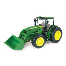 John Deere 6210r Tractor Loader With Lights and Sounds