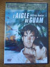 DVD * L'Aigle de Guam * Richard Goldstone Jeffrey HunterGUERRE
