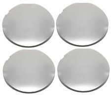 NEW 2002-2009 GMC ENVOY XL XUV N77 Silver Wheel Center Cap AM SET