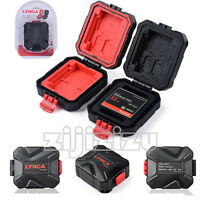 12 Slots Memory Card Protecter Box Storage Case Holder for Micro SD TF SDHC MSPD