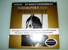 Tchaikovsky Violin Concert Classic Records 200g QUIEX VINILE LP Everest sdbr 3049