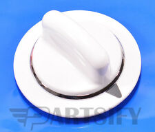 NEW PS1482197 CLOTHES DRYER WHITE TIMER KNOB FOR GE GENERAL ELECTRIC HOTPOINT