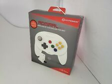 NEW White Admiral Premium Wireless BT Bluetooth controller for PC MAC & Android