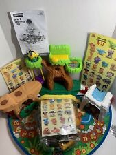 FISHER PRICE LITTLE PEOPLE ZOO Alphabet A-Z Learning 26 Animals Complete Works