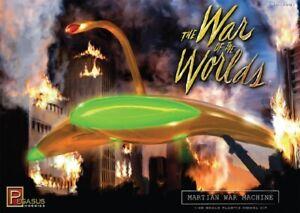 PH9001 Pegasus Hobbies 1:48 War of the Worlds Martian War Machine (1953 Film)