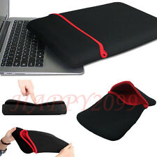 Universal 7inch Laptop Notebook Cover Case Skin Bag For Folio Macbook Pro Black