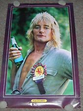 Rod Stewart Poster - Original 1977 - 21x33
