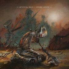 ARTIFICIAL BRAIN - INFRARED HORIZON   CD NEW!