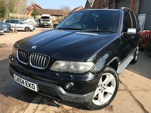 54 BMW X5 3.0 SPORT D,  NAVIGATION, CRUISE, PAN ROOF, CLIMATE, AIR CONDITIONING.