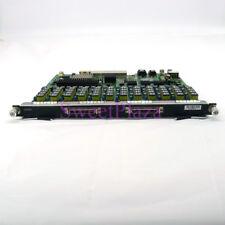 ZTE VDSL data card VSTEH for 9806H IP DSLAM access, 24port interne service plate