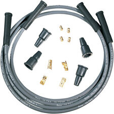 Dynatek Universal 8mm Suppression Spark Plug Wire Kit for Harley Motorcycles